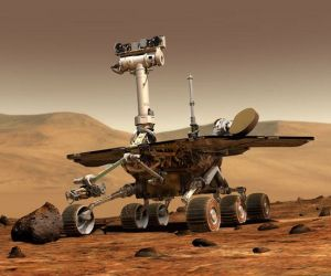NASA Rover Opportunity Slips Into Standby Mode